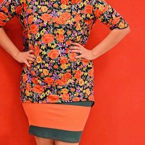{LuLaRoe} XL Cassie Skirt